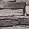 Frise adhésive LUTECE Pierre plate grise