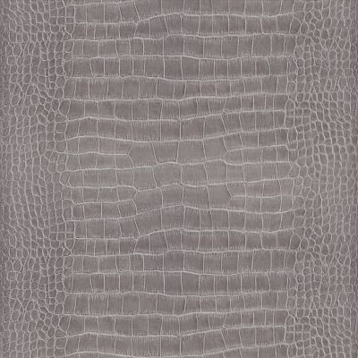 papier peint vinyle sur intiss lutece crocodile gris castorama. Black Bedroom Furniture Sets. Home Design Ideas
