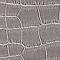 Papier peint vinyle sur intissé Lutece Crocodile gris
