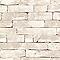 Papier peint vinyle sur papier LUTECE Pierre taillée blanche