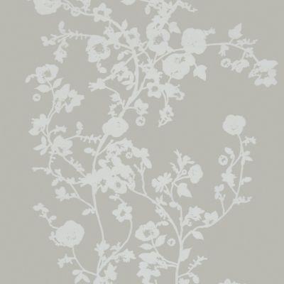 Papier Peint Expanse Sur Intisse Lutece Naf Naf Branche Fleurie