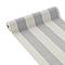 Papier peint expansé sur papier LUTECE rayure basic gris