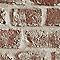 Papier peint papier sur papier LUTECE Duplex brique sablée