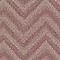 Papier peint vinyle sur intissé LUTECE Chevron rouge beige