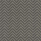 Papier peint vinyle sur intissé LUTECE Chevron noir argent
