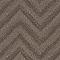Papier peint vinyle sur intissé LUTECE Chevron marron