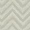 Papier peint vinyle sur intissé LUTECE Chevron vert gris