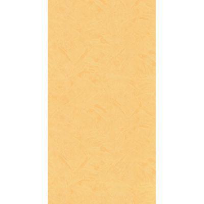 Papier peint papier sur papier LUTECE uni jaune orange