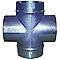 Croix ø160/125 mm