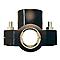 Collier de prise en charge dérivation ø25 3/4, 20x27