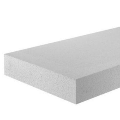 Panneau Polystyrene Expanse 120 X 60 Cm Ep 50 Mm R 1 30 M K W Vendu Au Panneau Castorama