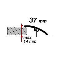 5 raccords droits mâle pour tube Ø16 mm - 15x21