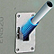 Platine simple Easypex à sertir ø16 mm