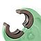 Mâchoire PER à sertir Ø16 mm