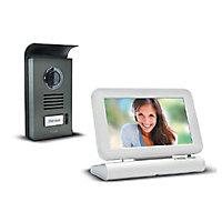 Interphone vidéo couleur sans fil Extel Lesly