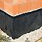 Membrane de protection soubassement Monarflex Monarfondation 2 x 20m