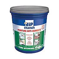 Péinture anti-humidité DIP Crème 0,75L