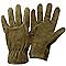 Gants gros travaux croûte de cuir taille 10