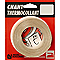 Chants bois thermocollant CHANFIX acajou 23 mm x L.5 m