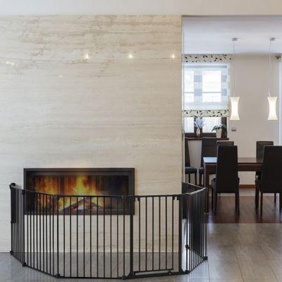 barri re pare feu 6 pans 73 370 cm castorama. Black Bedroom Furniture Sets. Home Design Ideas