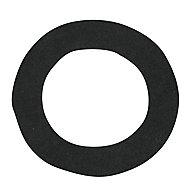 Rondelle entre cuvette et chasse Universel 85 x 110 mm
