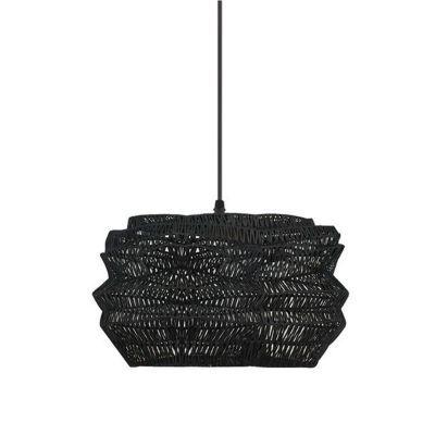 Suspension seynave lanai noir l.65 x h.34 cm