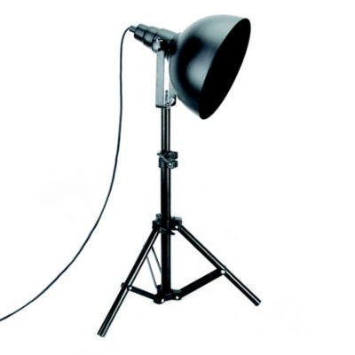Lampe à poser Seynave Spenser loft metal E27