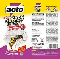 Acto spécial guêpes-frelons, aérosol 500 ml