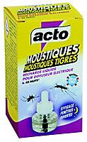 Recharge aérosol diffuseur mouches et moustiques