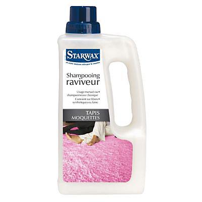 Shampooing Assainissant Moquettes 1 L Castorama