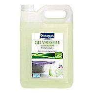 Liquide vaisselle vert Starwax 5L