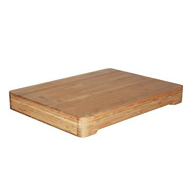 Grande Planche A Decouper En Bambou Castorama