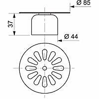 Clapet Wirquin Quick-clac ø65 mm