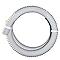 Gaine PVCWIRQUIN spiralée blanche ø40 mm 1.50 m