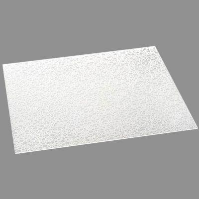 Verre Synthetique Cristal Bulle 50 X 50cm Ep 2 5mm Castorama
