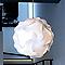 Suspension COLOURS Pliage blanc h.35 cm