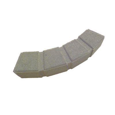 Admirable Bordure pavé courbe ton pierre | Castorama VM-28
