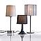 Lampe COLOURS Zen chrome