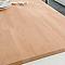 Plan de travail bois hêtre huilé 180 x 65 cm ép.26 mm (vendu à la pièce)