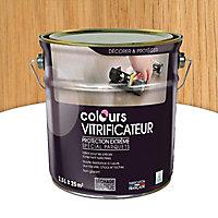Vitrificateur Passage intense Incolore satin 2,5L