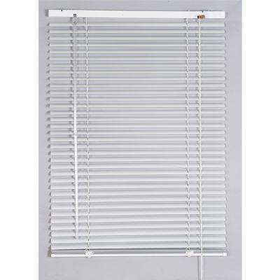 Store Vénitien Aluminium Blanc 60 X 130 Cm Castorama