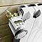Radiateur eau chaude alu BLYSS OPALA 1620W