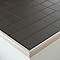 Mosaïque chocolat 28,50 x 28,50 cm