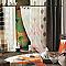 Coussin de sol Colours Zen argile 43 x 43 cm