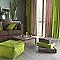 Galette de chaise COLOURS Zen anis 40 x 40 cm