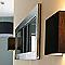 Miroir Martelé 120 x 30 cm