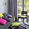 Rideau COLOURS Zen gris foncé 140 x 240 cm