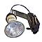 Ampoule Halogène avec connectique GU10 40W=50W Blanc chaud