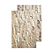 Carrelage mur gris foncé 33 x 50 cm CERAMICA NOVA Briquette (vendu au carton)