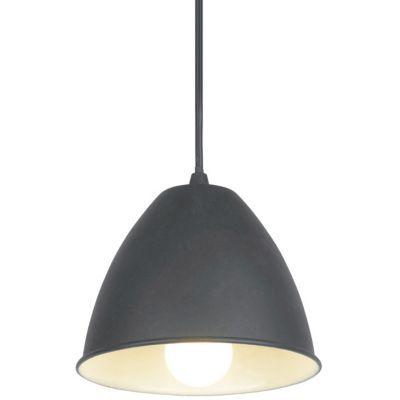 Suspension COLOURS Dosei noir Ø16 x h.12 cm